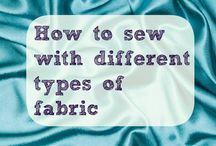 Sewing / Sewing tips and inspiration
