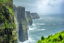 Irish land