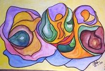 Art/Watercolor / by Bette