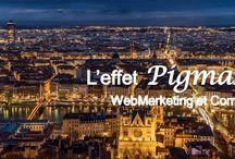 L'effet PigmaLyon / Coaching, Accompagnement en Communication et WebMarketing