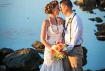 Affordable Beach Weddings Packages Hawaii | Islander Weddings / Islander Weddings specializes in small, intimate beach weddings and vow renewal ceremonies at a variety of beautiful locations along the shores of Oahu