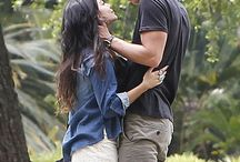CUTE CELEB COUPLES / Cute couples in Hollywood..