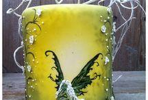 Airbrush cakes