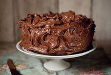 Eat Dessert First / by Kristi Hendrickson-Fitzgerald