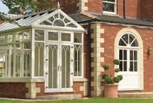 Conservatory Designs / A selection of conservatory designs