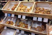 Bakery / Tescos bakery