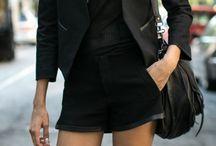 Moda | All-Black