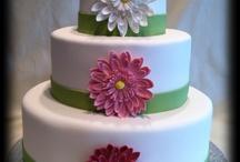 Cake Decorating~Weddings / by Dena Galley