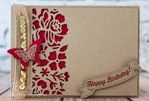 Birthday Cards - Handmade with Stampin' Up! / Birthday Cards - Handmade with Stampin' Up!