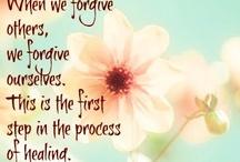 Forgiveness / by Tammy Turner