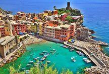 Włochy / Italy / Pizza, makarony, doskonałe wino, piękne zabytki, cudowne morze i gorące powietrze, czyli prawdziwe Włochy. :)  http://www.mania-podrozowania.pl/