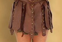 Xena Worrier Princess Costume
