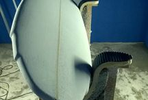 JOCO Surfboards / Dwart model, by joco