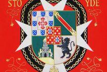Ioannis Vlazakis Heraldic Artist - Illuminator (MA-S.H.A) / My artworks