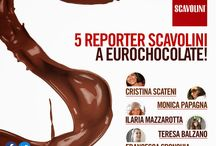 Eurochocolate - Perugia 2014 / Scavolini, all'evento più goloso dell'anno!  / by Scavolini