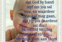 Gebed vir vandag