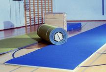 Gymnastics Mats and Gear