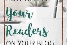 All About Blogging / Blogging Tips and Tricks  #blogging #blog #howtoblog