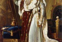 Портреты императоров,великих людей и т.д.