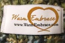 www.WarmEmbrace.com / Choose from our in-stock selection of pre-embroidered blankets that ship in 24 hours, or create a personalized gift with a custom embroidery order. Each blanket is delivered beautifully wrapped, with recipient information describing the symbolism and sentiment behind the gift, as well as a personalized greeting card that you compose at checkout.