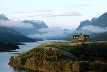 Found Heaven aka Waterton / Waterton Lakes National Park