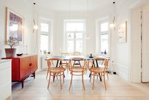 dining spaces / by Natasha Murphy