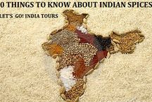 10 THINGS TO KNOW ABOUT INDIAN SPICES / Read our blog on 10 THINGS TO KNOW ABOUT INDIAN SPICES  http://letsgoindiatours.blogspot.in/2016/04/10-things-to-know-about-indian-spices.html