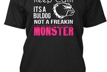 buldog shirt
