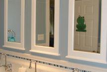Home Inspiration / Everything for your Master Bathroom, Kids Bathroom & Half Bathroom!