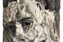 Auerbach Frank / Storia dell'Arte Pittura  20°-21° sec. Frank Auerbach 1931->