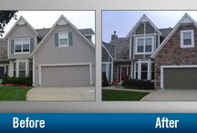ACE Siding Projects