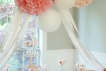 bridal shower! <3 / by Mariah Hicks
