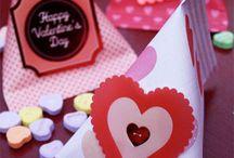 Valentine's / by Michelle Bennett Parker