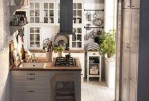 interior inspiration / kitchen, living room.... home interior inspirations