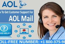 AOL Mail Password Recovery Number