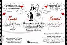 Düğün Davetiyeleri / 1000 Adet Düğün Davetiyeleri 80 TL KAMPANYA 0216 597 12 92 http://www.davetiyesitesi.com