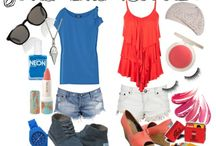 Disney outfits / by Alissa Hepp