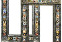 Tiles mirror