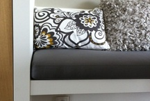 PROJECT H&M   Amsterdam / Kleuren & Materialen