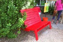 DIY Pallet Outdoor Furniture / Pallet Outdoor Furniture