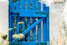 Beautiful bridges, doors and stairs.  / by Cindy Wood