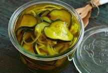 EATS: pickling, preserving / by Laura K