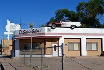 Arizona Rt. 66 / My trip through Arizona on Route 66. / by Ron Nicholls
