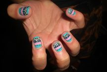 fav nail art