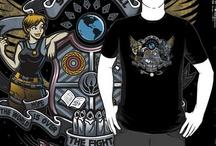 Battlestar Galactica T Shirts