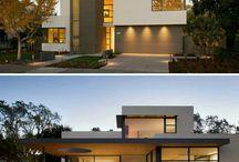 Huizen exterieur