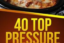 pressure/slowcooker recipes