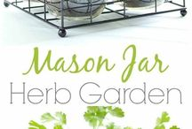 Jardines y patios.