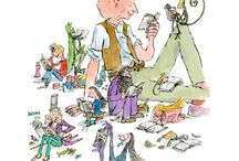 Quentin Blake / A meeting of two of the world's great creative minds........  Roalh Dahl and Quentin Blake Roalh Dahl Special Birthday Edition Collectors edition of 595 (1-100 now sold out signed by Quentin Blake) on 300gsm fine art paper  The BFG Has Breakfast With The Queen Offical Collectors Edition of 595 The BFG