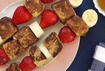 Food: Breakfast / by Cindy Rogers
